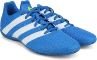 Adidas ACE 16.4 IN Football Shoes Blue, White
