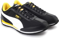 Puma Velocity Tetron II IDP Casual Shoes Black, Yellow