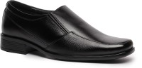 Feather Leather Genuine Leather Black Formal Shoes 039 Slip On Shoes Black
