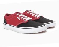 VANS Atwood Sneakers Black, Red