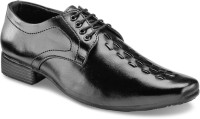 Yepme Black Lace Up Shoes