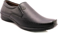Imcolus Black Chief Formal Shoes Black