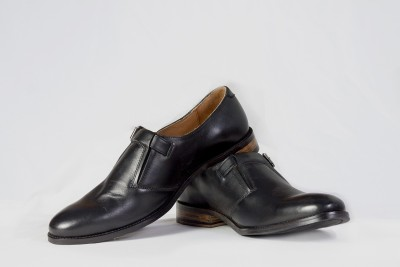 Inkfruit Inkfruit Monk Strap Formal Shoes (Black)