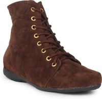 Do Bhai Swed-Boot-Brown Boots