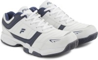 Fila Tennis Shoes Blue, White