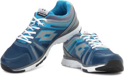 Lotto Lotto Skyride Iii Running Shoes (Multicolor)