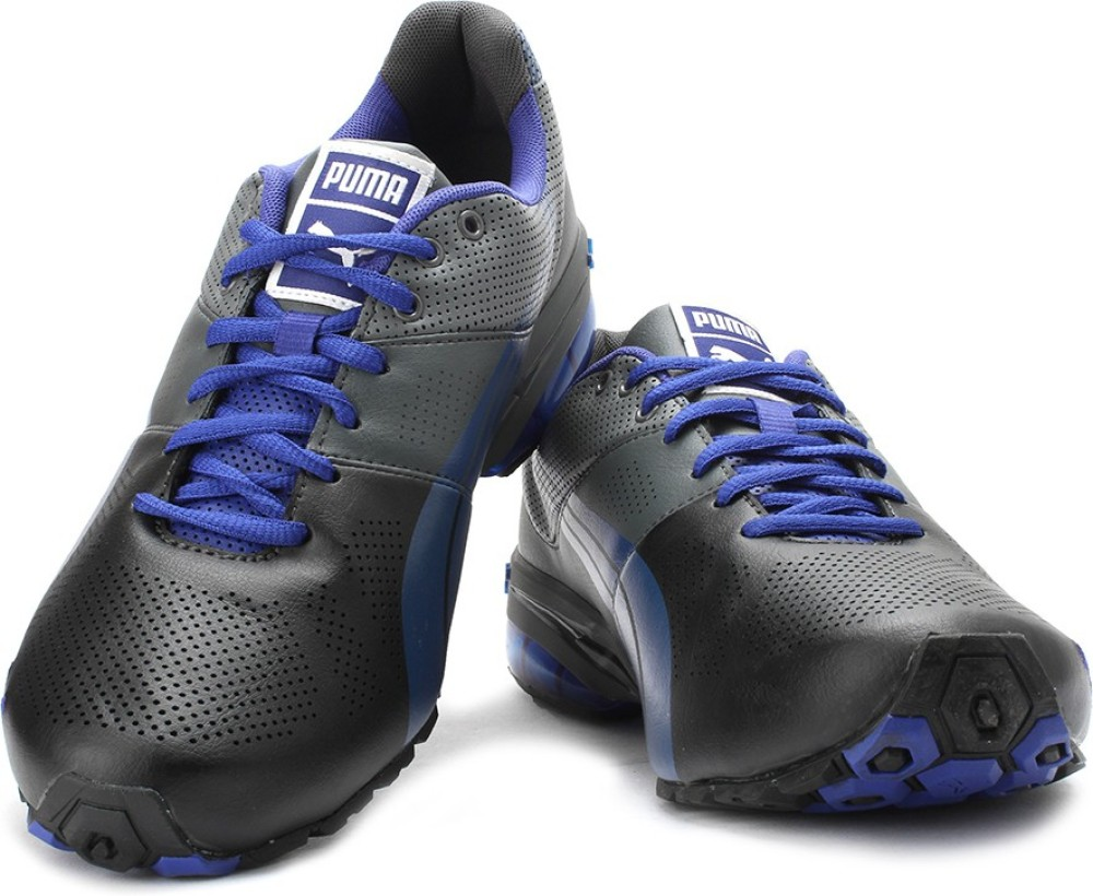 Puma Cell Hiro Dp Grey Running Shoes