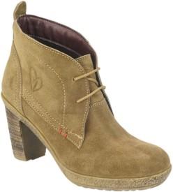 Delize T0-0039-Tan Boots