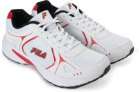 Fila Running Shoes Red, White