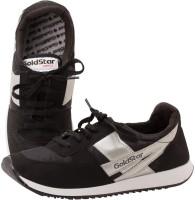 Goldstar Black Running Shoes - SHOE55BJYJ5ZXAAT