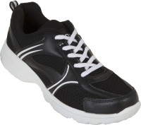 Zovi Black And White Running Shoes