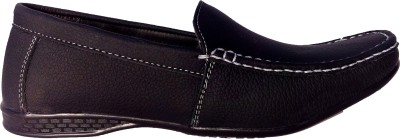 Aliens Leather-loafers Men Casual