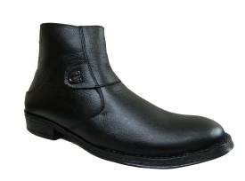 Anchal Sales Black Boots