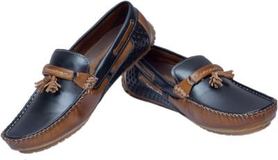 Royal Bronze Strike Fashion Loafers