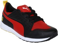 Puma Ferrari PitlaneSFJr Motorsport Shoes Black