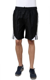 NU9 2028 Solid Men's Basic Shorts