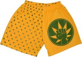 Udankhatola Dotted Polka Print Women's Basic Shorts - SRTE3FCRSHFHKCYX
