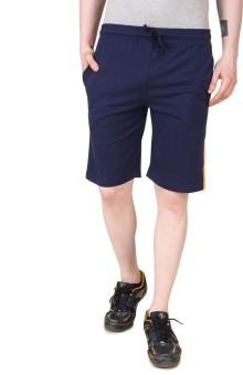 Aventura Outfitters Solid Men's Basic Shorts - SRTE5M344MDXSWBJ