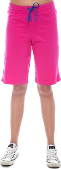 Virsa Show Off Solid Women's Bermuda Shorts