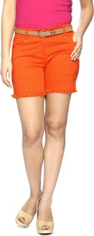 Candies By Pantaloons Printed Women's Hotpants