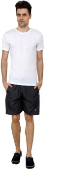 NU9 2034 Solid Men's Basic Shorts