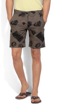 Adidas Originals Printed Men's Basic Shorts - SRTE5TQTZWQEGAY5