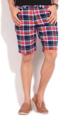 Wrangler Wrangler Checkered Men's Shorts