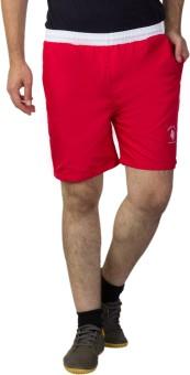 Greenwich United Polo Club Solid Men's Sports Shorts - SRTE7YYZXQKFXEDR