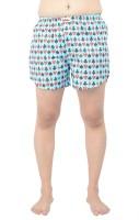 TeesTadka Printed Women's Boxer Shorts - SRTEFR4XWYZGTEPS