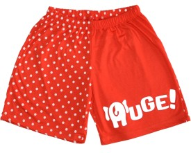 Udankhatola Dotted Polka Print Women's Basic Shorts