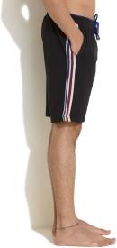 Sweet Dreams Solid Men's Basic Shorts