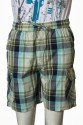 TSG Escape Checkered Bermuda Shorts Men's Shorts