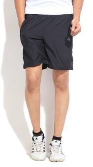 Adidas Tennis Climalite Solid Men's Basic Shorts
