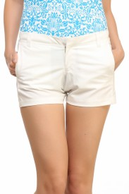 Cation Solid Women's Hotpants