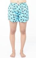TeesTadka Printed Women's Boxer Shorts - SRTEFR4XR3JFFMRU