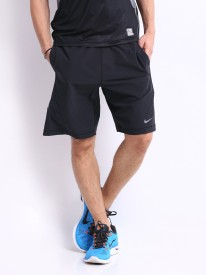 Nike As Speedvent Woven Solid Men's Sports Shorts