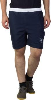 Greenwich United Polo Club Solid Men's Sports Shorts - SRTE7YYYFDZMCFFN