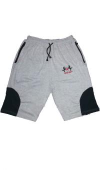 T2F Solid Men's Running Shorts, Cycling Shorts, Gym Shorts, Night Shorts, Boxer Shorts