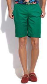 Puma Men's Green Shorts