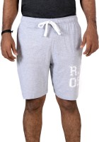 Radio Jockey Solid Men's Basic Shorts - SRTEF3XAHZHWWPTK