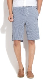 Puma Striped Men's Basic Shorts