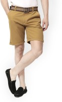 Haute Couture Solid Men's Chino Shorts