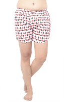 TeesTadka Printed Women's Boxer Shorts - SRTEFS7QGTYEYXEB