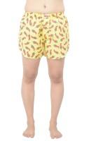 TeesTadka Printed Women's Boxer Shorts - SRTEFR4XH9PGPZ9H