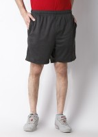 Black Panther Solid Men's Shorts
