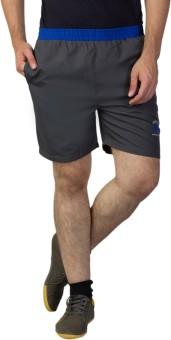 Greenwich United Polo Club Solid Men's Sports Shorts - SRTE7YYZUBPHAXJC
