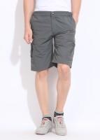 Wildcraft Solid Men's Basic Shorts