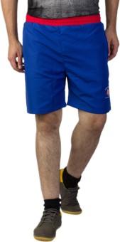 Greenwich United Polo Club Solid Men's Sports Shorts - SRTE7YYYEKNU6YGT