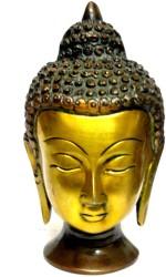 Craft Store India Buddha Head