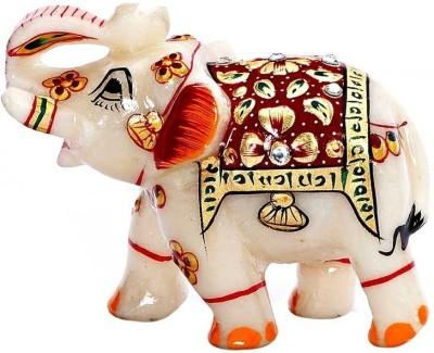 Pooja Creation Decrative Type Elephant